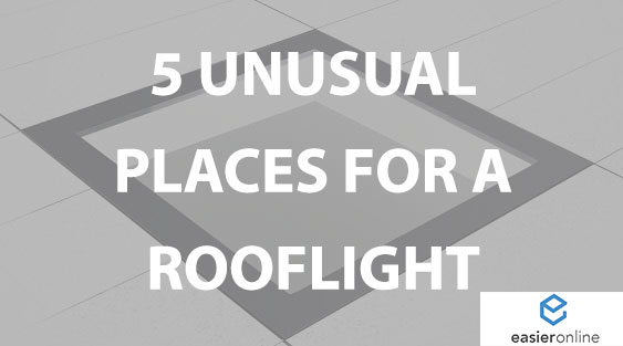 5 Unusual Places for a Rooflight